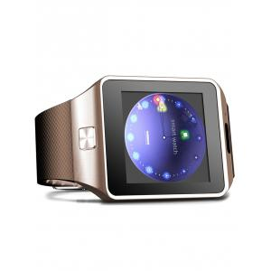 DZ09 Bluetooth Smart Watch with Sleep Monitor Pedometer Camera Single SIM -