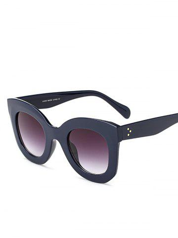 Sunproof Outdoor Butterfly Sunglasses - Purplish Blue