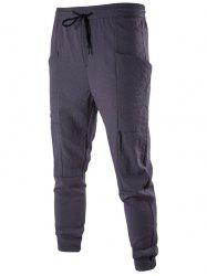 Large Pocket Jogger Pants