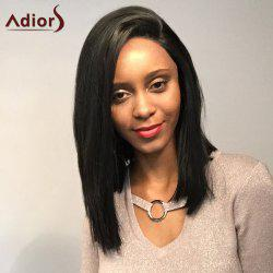 Adior Lace Front Free Part Silky Straight Medium Bob Synthetic Wig