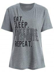 Take Kids To Sports Graphic Tee