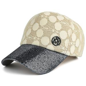 Sunscreen Lace Spliced Baseball Hat - Candy Beige - One Size