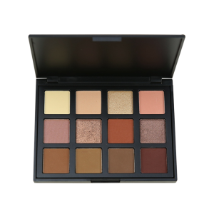 12 Colours Shimmer Matte Powder Eyeshadow Palette