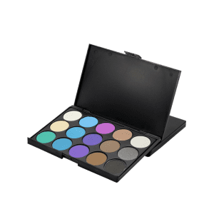 15 Colours Shimmer Matte Powder Eyeshadow Palette - #03