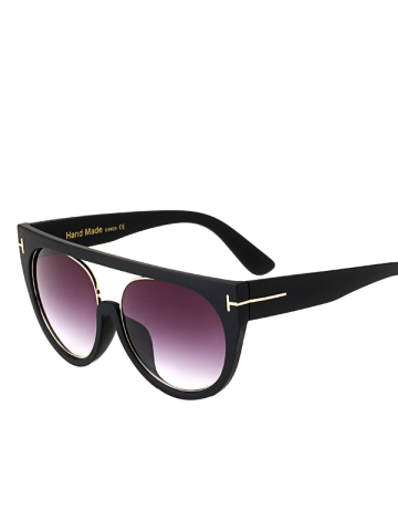 Shop Hollow Cut Flat Top Outdoor Sunglasses