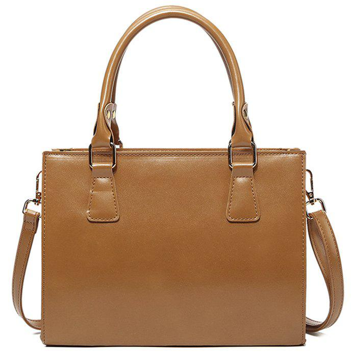 Hot Cross Body Faux Leather Tote Bag
