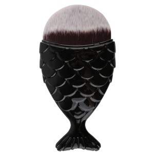 MAANGE Mermaid Tail Shape Beauty Foundation Brush