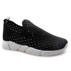 Slip On Breathable Athletic Shoes
