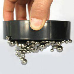 Stress Relief Toy Magnetic Holder with Stainless Steel Balls