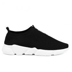 Breathable Slip On Athletic Mesh Trainers