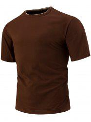Slim Fit Stretch Short Sleeve Tee