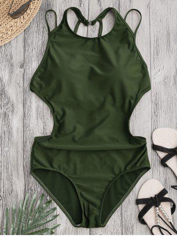 Shop Back Strappy Padded Swimwear