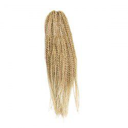 Afro Havana Mambo Twist Long Braid Hair Extension - GOLDEN BROWN WITH BLONDE
