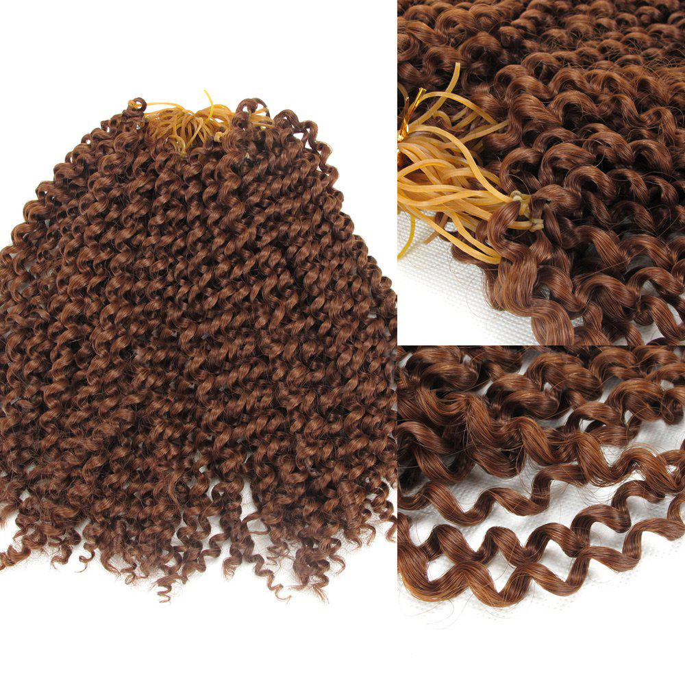 Sale Afro Jerry Curl Shaggy Synthetic Hair Extension
