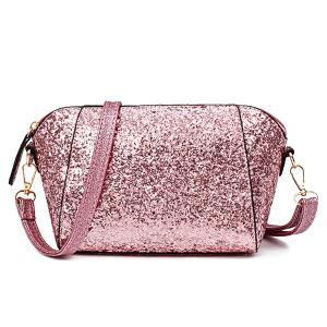 Sequins Glitter Cross Body Bag