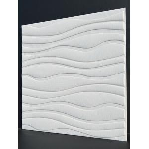 Eco-Friendly Embossed 3D Sticker Wall Decoration