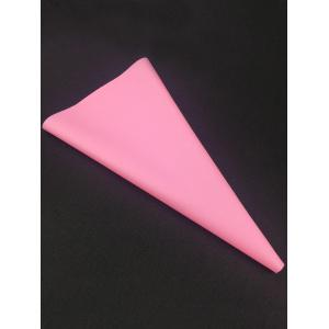 DIY Cake Decorating EVA Cream Pastry Piping Bag Baking Tool - Pink - L