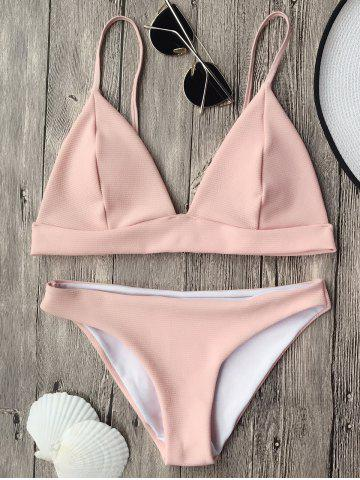 Buy Cami Plunge Bikini Top and Bottoms