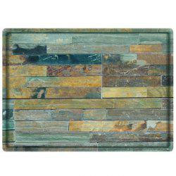 Wood Flooring Print Bathroom Floor Mat