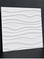 Removable 3D Stripe Embossed Wall Sticker
