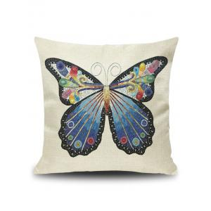 Art Butterfly Throw Pillowcase Cover - Palomino - 45*45cm
