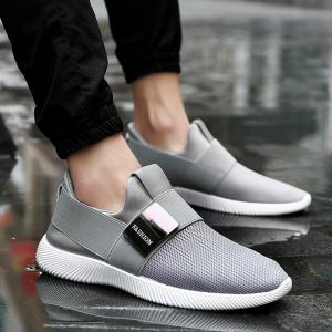 Mesh Elastic Band Casual Shoes