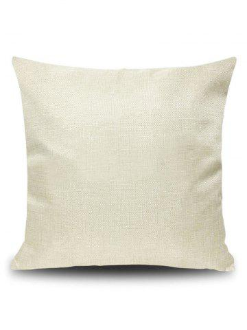 New Today Letter Quote Printed Pillow Cover Case - 45*45CM PALOMINO Mobile