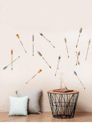 DIY Removable Vinyl Arrows Wall Art Sticker