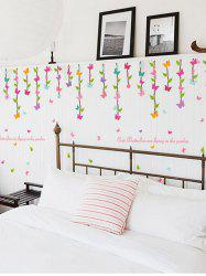Vinyl Removable Butterfly Quotes Wall Sticker