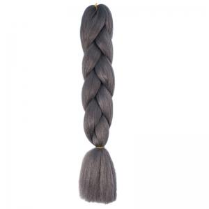Shaggy Kanekalon Braid Hair Pieces
