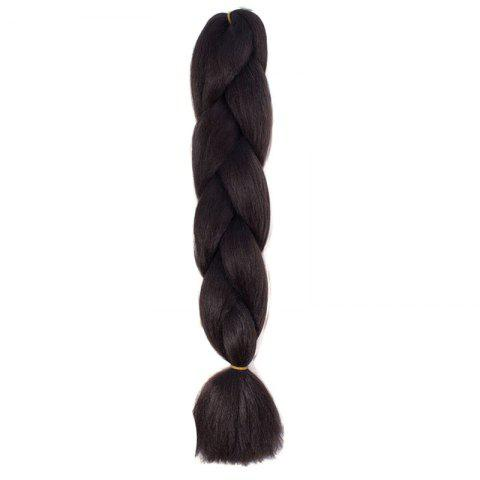 Outfits Synthetic Kanekalon Braiding Hair Extension