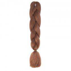 Synthetic Kanekalon Braiding Hair Extension - AUBURN BROWN #30
