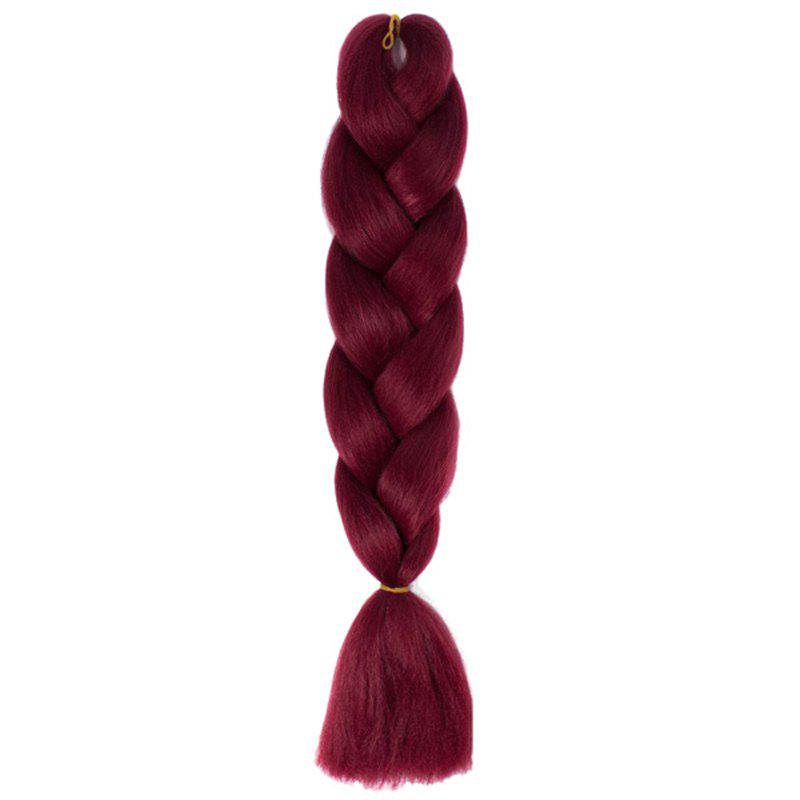 Hot Jumbo Box Braid Synthetic Hair Extension