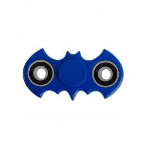 Anti Stress Toy Bat Shaped Rotating Finger Gyro - Blue - W20 Inch * L31.5 Inch