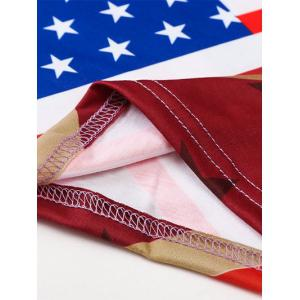 Star and Stripes American Flag T-Shirt -