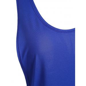 Racerback Workout Athletic Running Tank Top -