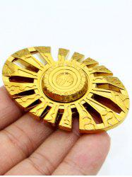 Sun God Finger Gyro Spinner Focus Toy