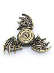 Dragon Wings Focus Toy Finger Gyro Spinner Birthday Gift - GOLDEN