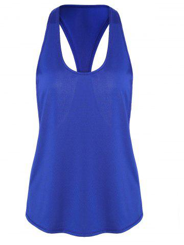Cheap Racerback Workout Athletic Running Tank Top