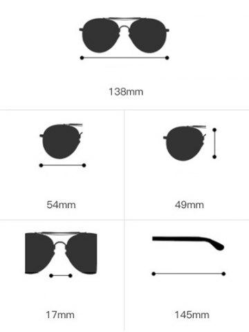 Buy Mirror Invisible Frame Hollow Out Crossbar Sunglasses - SILVER  Mobile
