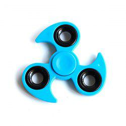Focus Toy Finger Rotating Tri-Spinner - SKY BLUE