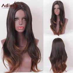 Adiors Colormix Long Center Part Natural Straight Synthetic Wig
