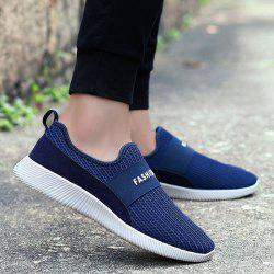 Stretch Fabric Elastic Casual Shoes