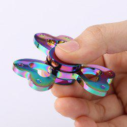 Colorful Clover Shaped Stress Reducer Finger Gyro -