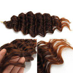 Wand Curl  Pre Loop Crochet Long Hair Extensions -