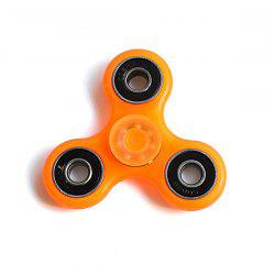 Glow in the dark Plastic Focus Toy Fidget Spinner