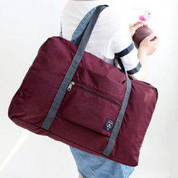 Foldable Waterproof Nylon Carryall Bag -