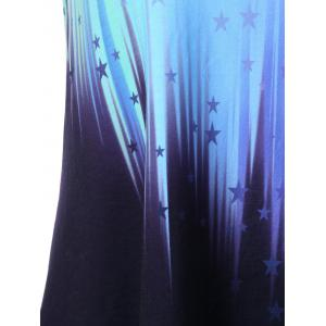 T-shirt sans manches Star Ombre -