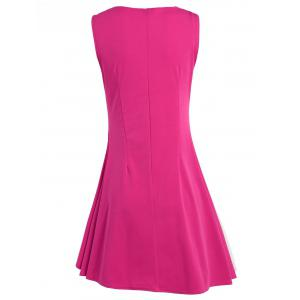 Robe sans manches A Two Line -