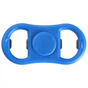 Stress Relief Toy Fidget Spinner with Bottle Opener - BLUE
